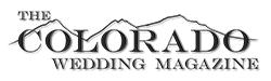 The Colorado Wedding Magazine Logo